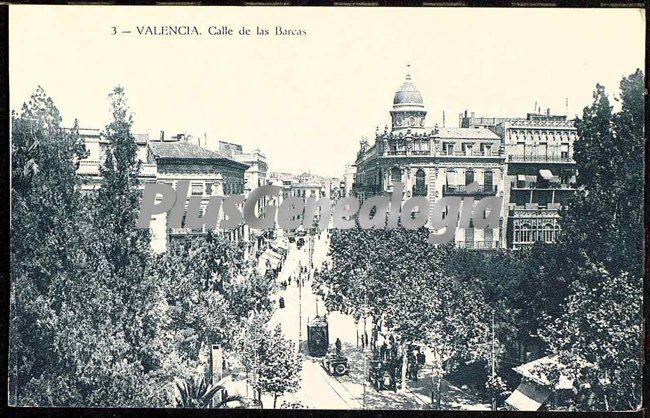 Calle de barcas de valencia fotos antiguas for Fotos antiguas de valencia