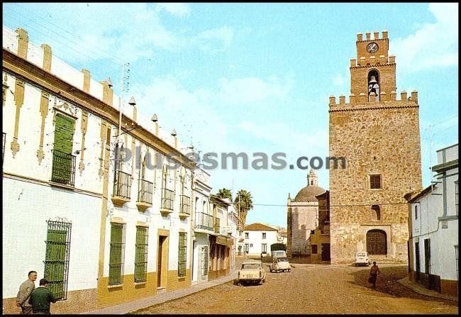 Calle Queipo De Llano En Aceuchal Badajoz Fotos Antiguas