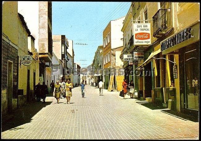 Calle ram n y cajal de villanueva de la serena badajoz fotos antiguas - El escondite calle villanueva ...