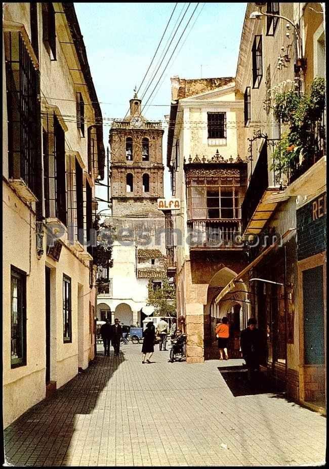Calle sevilla de zafra badajoz fotos antiguas - Calle correduria sevilla ...