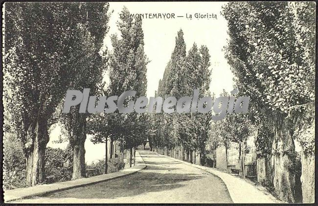 La glorieta, baños de montemayor (cáceres)
