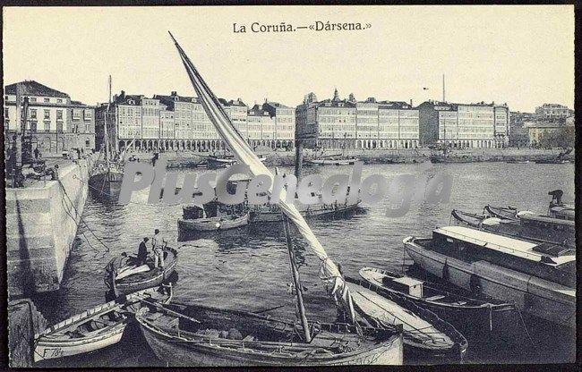 Fotos antiguas puerto de la corua 51