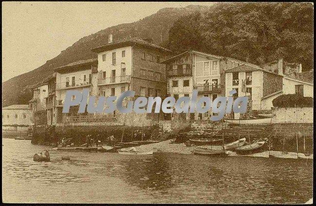 Foto antigua de PASAGES