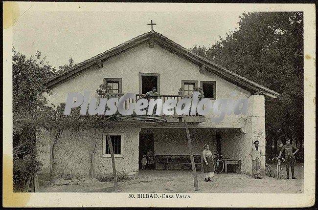 Casa vasca en bilbao fotos antiguas - Caserios pais vasco ...