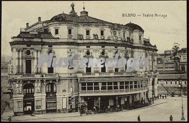 Teatro arriaga de bilbao fotos antiguas - Bilbao fotos antiguas ...
