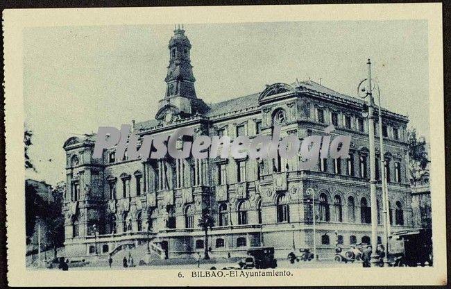 El ayuntamiento de bilbao