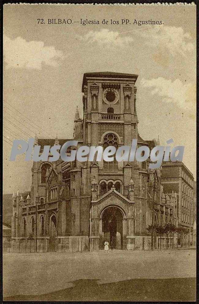 Iglesia de los padres agustinos de bilbao