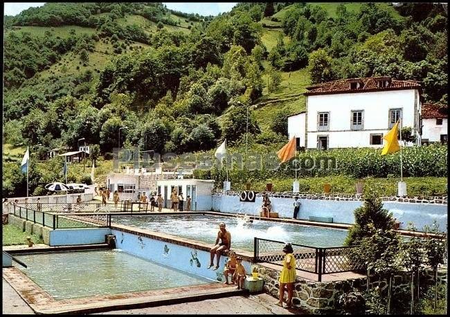 Piscinas municipales de belmonte de miranda asturias for Piscinas asturias