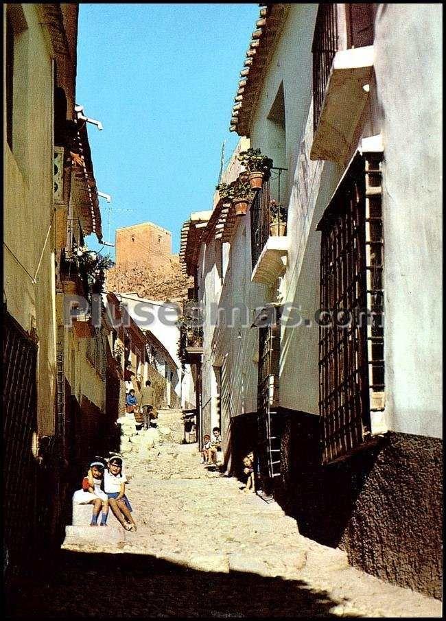 Calle t pica de lorca murcia fotos antiguas - Lorca murcia fotos ...