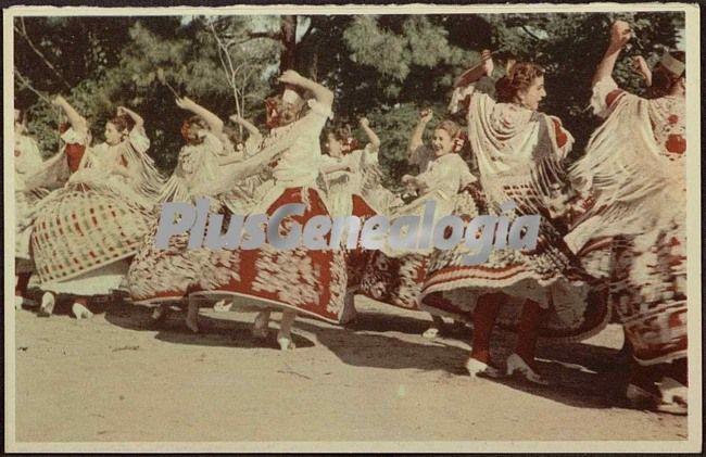 Bailes populares