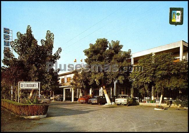 Fachada del hotel riscal en puerto lumbreras murcia fotos antiguas - Hotel en puerto lumbreras ...