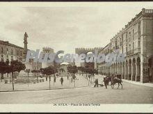 Plaza de santa teresa de ávila