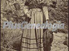 Mujer de ávila