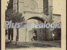 Convento de santo tomás de ávila