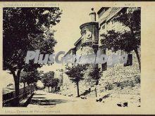 Torreón del palacio episcopal de ávila
