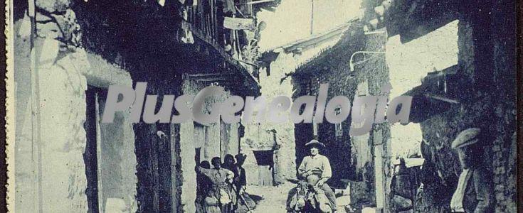 Fotos antiguas de PIEDRALAVES