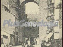 Arco del alcázar de ávila