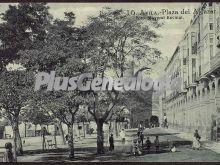 Plaza del alcázar de ávila
