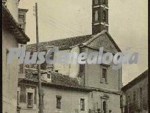 Iglesia de santo domingo de rioseco (valladolid)