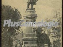 Estatua de zorrilla en valladolid