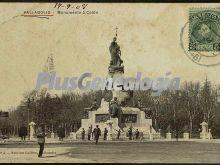 Monumento a colón de valladolid