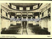 Teatro del colegio imperial de niños huérfanos de san vicente ferrer en valencia