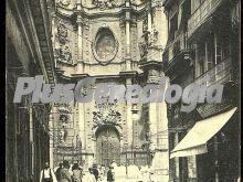 Puerta del miguelete de la catedral de valencia