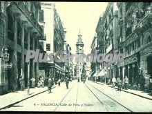 Calle de peris y valero de valencia