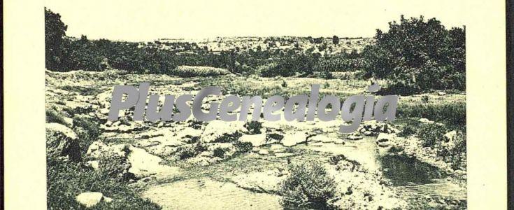 Fotos antiguas de SEGORBE