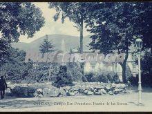 Campo san francisco. fuente de las ranas, oviedo (asturias)