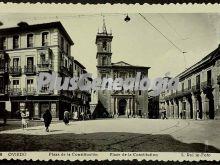 Plaza de la constitución, oviedo (asturias)