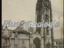 La catedral basílica, oviedo (asturias)