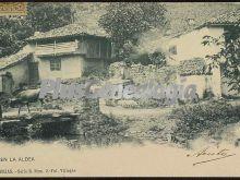 En la aldea, oviedo (asturias)