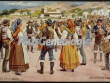 La danza prima, oviedo (asturias)