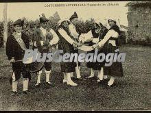 Pagando les ablanes, oviedo (asturias)