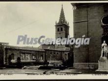 Jardines del rey castro, oviedo (asturias)