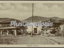 Hórreo asturiano, oviedo (asturias)