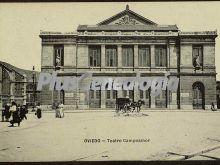Teatro campoamor, oviedo (asturias)