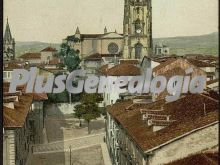 La catedral, oviedo (asturias)