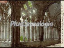 El claustro de la catedral, oviedo (asturias)