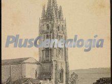 Torre de la catedral, oviedo (asturias)