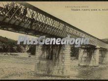 Puente sobre el nalón, trubia (asturias)