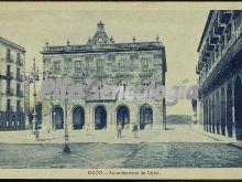 Ayuntamiento,gijón (asturias)