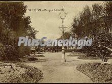 Parque infantil, gijón (asturias)