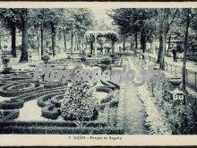 Parque de begoña, gijón (asturias)