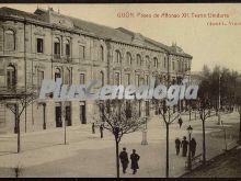 Teatro dindurra y pº de alfonso xii, gijón, (asturias)