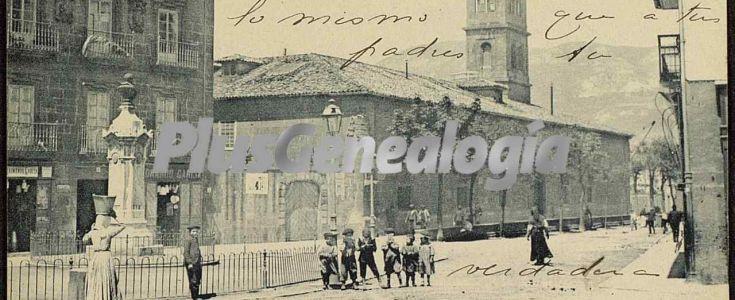 Fotos antiguas de OVIEDO
