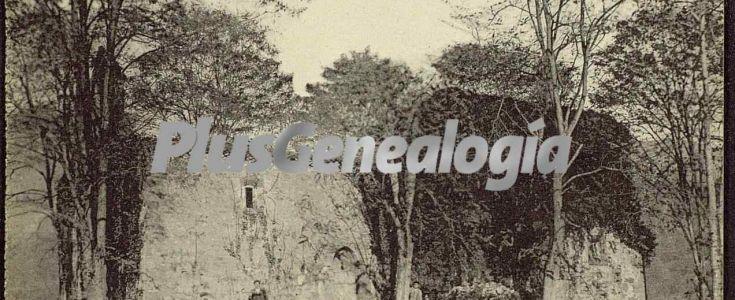Fotos antiguas de CANGAS DE ONIS