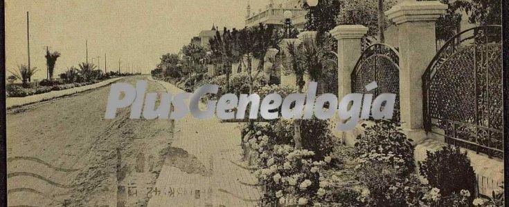 Fotos antiguas de CALDETAS