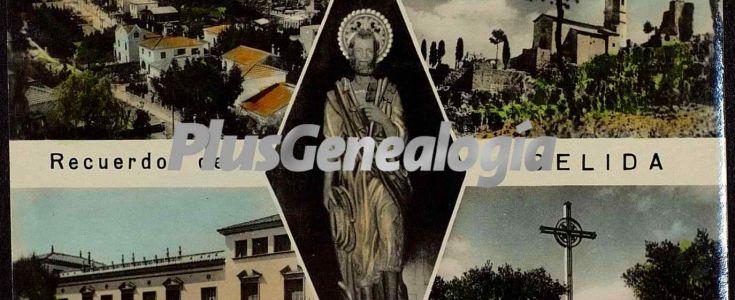 Fotos antiguas de GELIDA
